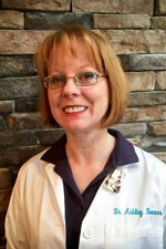 Winchester Veterinarian Ashley Bowers, DVM